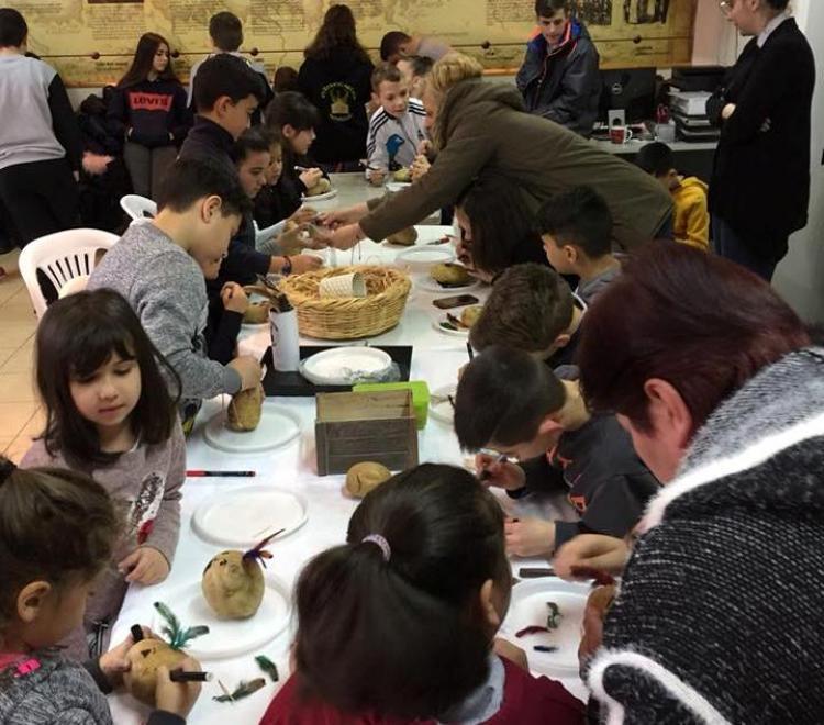 Ξεκίνησαν οι ανοιξιάτικες καλλιτεχνικές δράσεις της Ευξείνου Λέσχης Χαρίεσσας