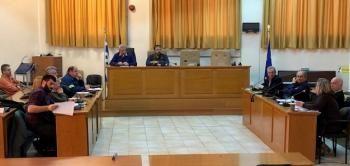 Συνεδρίασε το Συντονιστικό Τοπικό Όργανο (Σ.Τ.Ο.) Πολιτικής Προστασίας Δήμου Αλεξάνδρειας