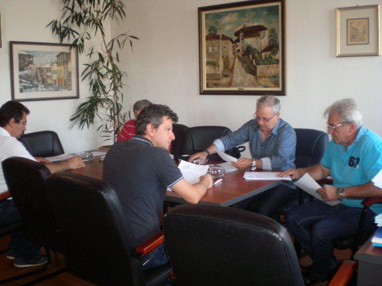 Συνεδρίασε χθες με 16 τακτικά και 2 έκτακτα θέματα η Οικονομική Επιτροπή Δήμου Βέροιας