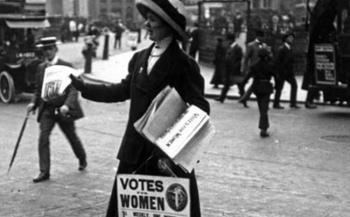 Μια γυναίκα μπορεί...
