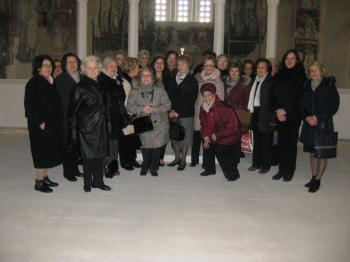 Μέλη του ΚΑΠΗ επισκεφθήκαν την Παλαιά Μητρόπολη της Βέροιας στα πλαίσια της δράσης «ΓΝΩΡΙΖΩ ΤΗΝ ΠΟΛΗ ΜΟΥ»