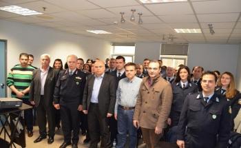 Με τους σπουδαστές του Τ.Ε.Μ.Α. συναντήθηκε η Ένωση Αξιωματικών Κ. Μακεδονίας