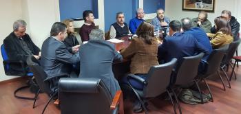 Ολοκληρώθηκαν οι διήμερες συναντήσεις του κυβερνητικού κλιμακίου με τους φορείς της Ημαθίας