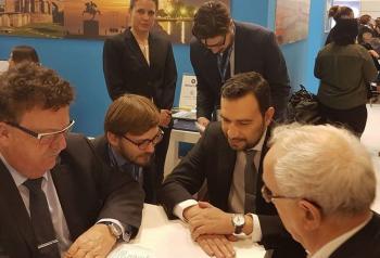 Η ΠΚΜ στη 52η διεθνή έκθεση τουρισμού «ITB» στο Βερολίνο