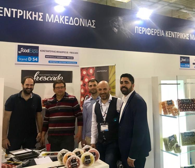Ξεχώρισε η παρουσίαση της μακεδονικής κουζίνας από την ΠΚΜ στην 5η Διεθνή Έκθεση «FOOD EXPO»