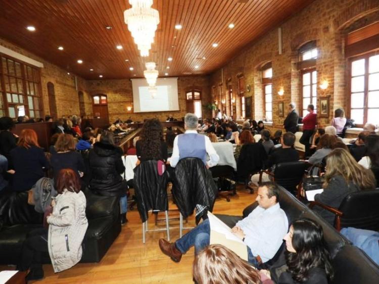 Πραγματοποιήθηκε η εκδήλωση-σεμινάριο για την ανάρτηση δασικών χαρτών στην Π.Ε. Ημαθίας