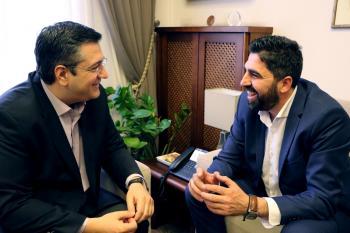 Παραίτηση αντιπεριφερειάρχη Θεοφάνη Παπά με πρόθεση τη βουλευτική υποψηφιότητα στη β' Θεσσαλονίκης