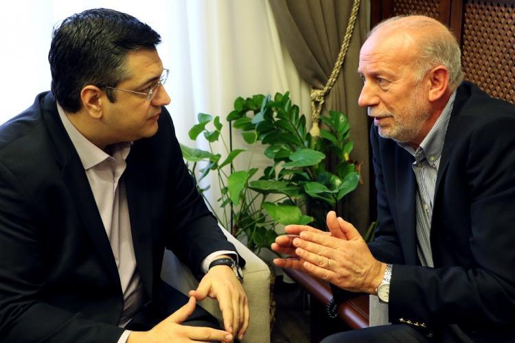 Νέος αντιπεριφερειάρχης της περιφέρειας κεντρικής Μακεδονίας ο Κωνσταντίνος Πάλλας