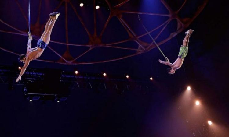 Θανάσιμος τραυματισμός ακροβάτη του διάσημου Cirque du Soleil κατά τη διάρκεια της παράστασης