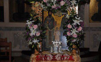 Τα λείψανα των Αγίων Ραφαήλ, Νικολάου και Ειρήνης υποδέχθηκε η Πατρίδα Βέροιας