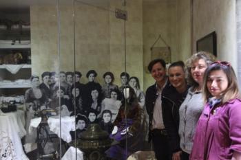 Επίσκεψη της Ευξείνου Λέσχης Βέροιας στο σωματείο ποντίων κυριών «Μέριμνα»