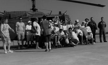 «Τα Παιδιά της Άνοιξης» στο 3ο Τάγμα Ελικοπτέρων Αεροπορίας Στρατού
