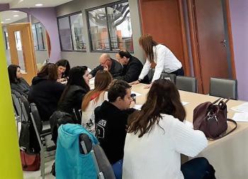 Υλοποιήθηκε το Εργαστήριο «Τεχνικές πλοήγησης στην αγορά εργασίας» στη Δημοτική Βιβλιοθήκη Αλεξάνδρειας