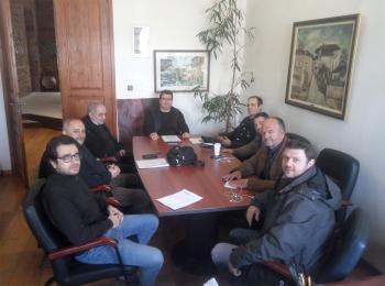 Σύσκεψη εργασίας στα πλαίσια της προσπάθειας για έλεγχο του πληθυσμού των αδέσποτων ζώων συντροφιάς