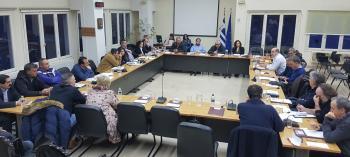 Ν. Κουτσογιάννης στο Δημοτικό Συμβούλιο Νάουσας : «Μόνο στα χαρτιά η διασύνδεση των Νοσοκομείων»