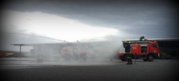 Η ετήσια τιήμερη εκπαίδευση της Πυροσβαστικής Υπηρεσίας Νάουσας