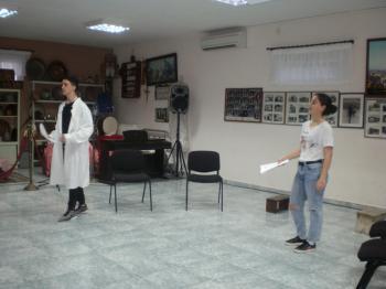 Δημιουργία θεατρικής ομάδας από το Μορφωτικό Αθλητικό Σύλλογο Πατρίδας «Ευστάθιος Χωραφάς»