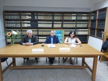 Το δημόσιο απολογισμό του Νοσοκομείου Νάουσας παρουσίασε η αναπληρώτρια διοικήτρια Ιωάννα Πέρβου