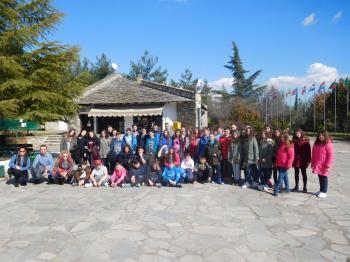 Μαθητές του 3ου Γυμνασίου Νάουσας σε περιοχές της Αν. Μακεδονίας και Θράκης με ιδιαίτερο περιβαλλοντικό ενδιαφέρον