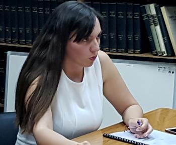 Ι. Πέρβου : «Το Νοσοκομείο της Νάουσας είναι ένα «καλό» Νοσοκομείο, εξαιτίας του ιατρικού και νοσηλευτικού του προσωπικού»