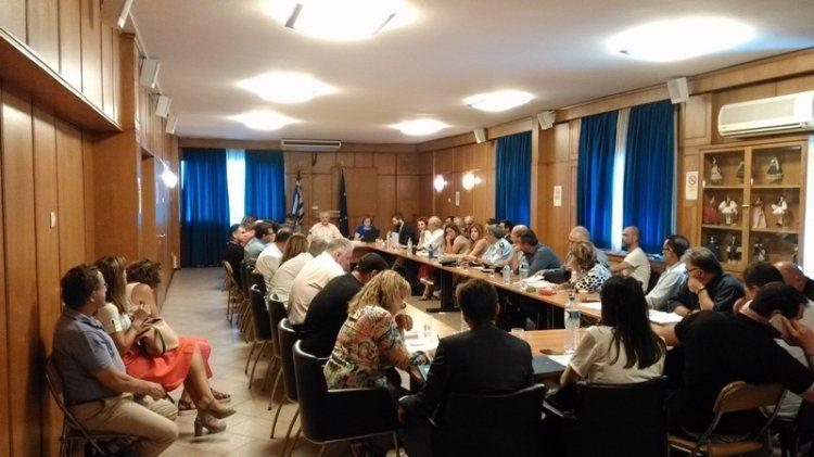 Σύσκεψη στο ΥΠΑΑΤ με φορείς και οργανώσεις για το θέμα της αλλαγής νομοθεσίας για την προστασία των ζώων