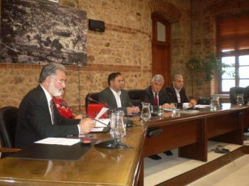 Πραγματοποιήθηκε την Παρασκευή στο δημαρχείο Βέροιας η συνεδρίαση του 2ου Δημοτικού Συμβουλίου Εφήβων