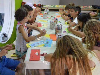 Δημόσια Βιβλιοθήκη Βέροιας : Πρόγραμμα δράσεων για παιδιά τον Αύγουστο και το Σεπτέμβριο