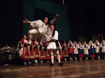 Φεστιβάλ παραδοσιακών χορών από το Μ.Α.Σ. Η ΚΑΛΛΙΘΕΑ