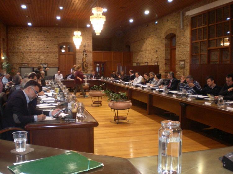 Δημοτικό Συμβούλιο Βέροιας : Ανοίγει ο δρόμος για την κατασκευή αποχετευτικού δικτύου σε Βεργίνα και Παλατίτσια