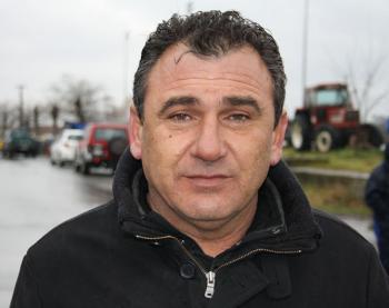 Τ. Χαλκίδης : «Θέλουμε τα λεφτά από το εμπάργκο και το χαλάζι να μπουν στην τσέπη των αγροτών»
