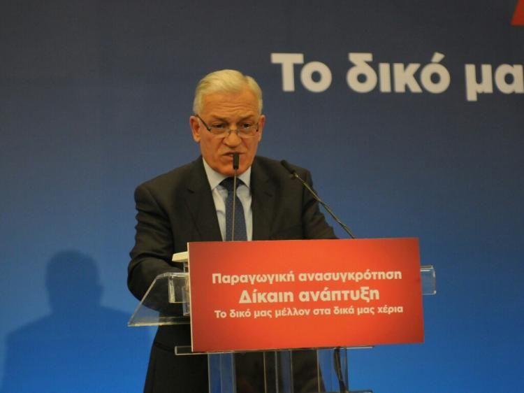 Λ. Κυρίζογλου στο Περιφερειακό Συνέδριο: «Η Κεντρική Μακεδονία και η Θεσσαλονίκη δεν ζητούν εύνοια αλλά το δίκιο τους»