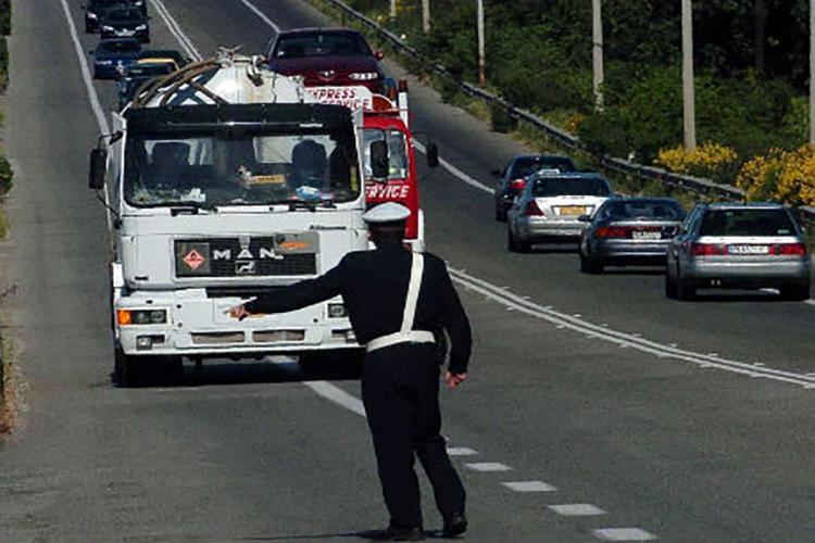 Απαγόρευση κυκλοφορίας φορτηγών ωφέλιμου φορτίου άνω του 1,5 τόνου κατά την περίοδο των εορτών του Πάσχα