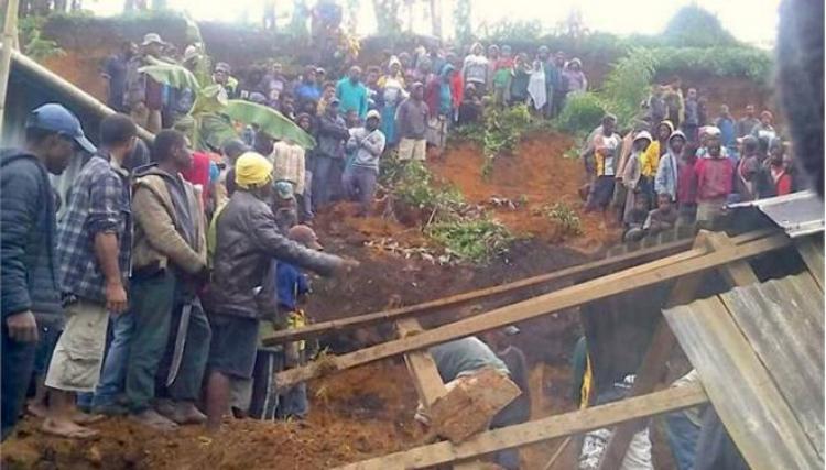 Σεισμός 6,9 Ρίχτερ χτύπησε την Παπούα Νέα Γουινέα