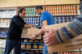 Συλλογή τροφίμων μακράς διάρκειας την περίοδο του Πάσχα από το Κοινωνικό Παντοπωλείο Δήμου Αλεξάνδρειας