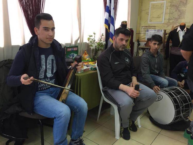 Πασχαλινές δράσεις και αναβίωση εθίμων από την Εύξεινο Λέσχη Χαρίεσσας