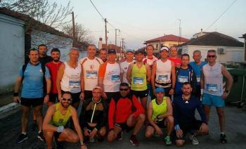 Μεγάλη συμμετοχή του Συλλόγου δρομέων Βέροιας στο «Μέγα Αλέξανδρο»