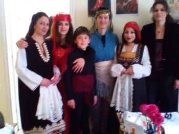 Μαθητές του τμήματος κοινωνικής πρόνοιας του 3ου Εσπερινού ΕΠΑΛ Βεροίας επισκέφτηκαν το ΚΑΠΗ εργατικών κατοικιών Βέροιας