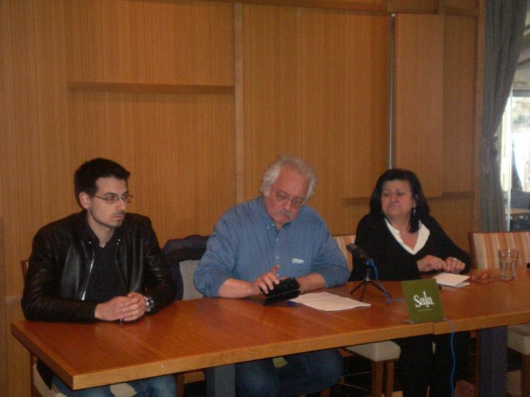 Σ.Ζαριανόπουλος κατά την επίσκεψη του στην Ημαθία: