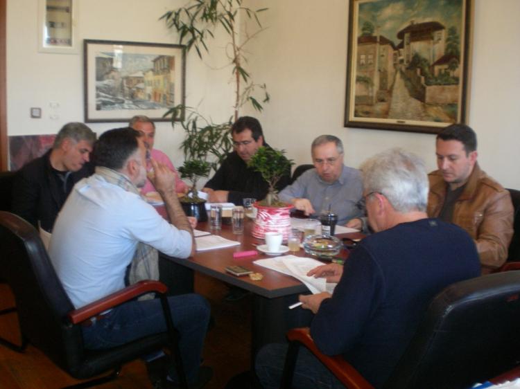 Ομοφωνία στα περισσότερα θέματα της συνεδρίασης της Οικονομικής Επιτροπής Δήμου Βέροιας