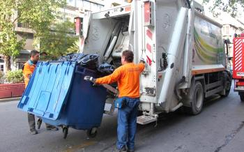 Πασχαλιάτικο πρόγραμμα υπηρεσίας καθαριότητας Δήμου Νάουσας