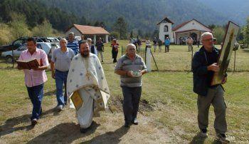 Θεία Λειτουργία στο Άνω Σέλι την Κυριακή 30 Ιουλίου