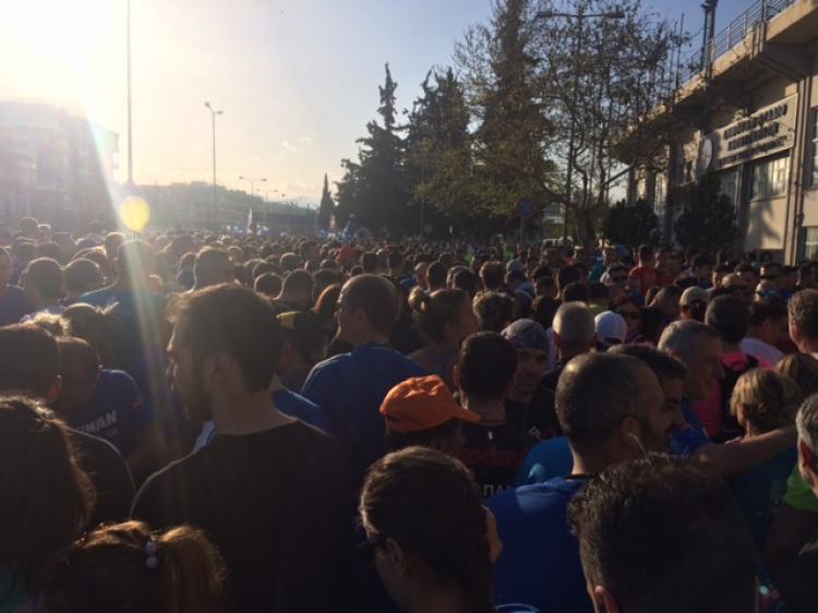 Συμμετοχή αθλητών του ΕΟΣ Νάουσας στο Μαραθώνιο Αγώνα Δρόμου Μέγας Αλέξανδρος