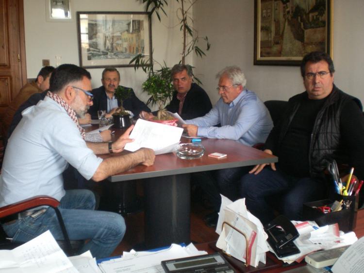 Ομοφωνία στα 9 από τα 10 θέματα συζήτησης στην Οικονομική Επιτροπή Δήμου Βέροιας