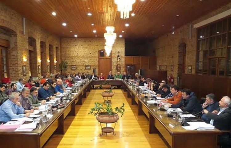 Με 47 θέματα συνεδριάζει τη Δευτέρα το Δημοτικό Συμβούλιο Βέροιας
