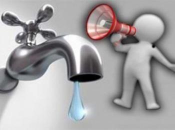 Δ.Ε.Υ.Α. Βέροιας: Ολιγόωρη διακοπή νερού λόγω βλάβης στις περιοχές Καλλιθέα και Παπάγου της Βέροιας