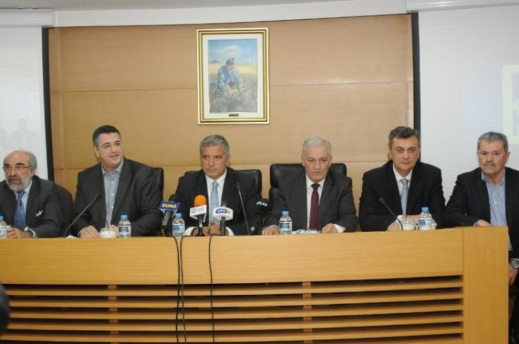 Έκκληση αιρετών στην κυβέρνηση να δοθεί στην Τοπική Αυτοδιοίκηση το νομοσχέδιο για την αλλαγή του Καλλικράτη»