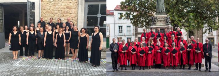 Βραδιά χορωδιακής μουσικής με τις χορωδίες Edinburgh University Renaissance Singers & ΗΧΩ ΒΕΡΟΗΣ