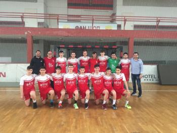 Αποστολή Παίδων Φιλίππου Βέροιας στα Σκόπια για το Final 4 της Seha League και για φιλικούς αγώνες προετοιμασίας