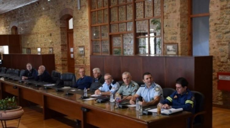 Συνεδρίασε το Συντονιστικό Τοπικό Όργανο Πολιτικής Προστασίας Δήμου Βέροιας για την αντιμετώπιση Σεισμικών Κινδύνων