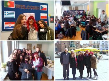 Το ΓΕΛ Μελίκης στην Πολωνία….Το ταξίδι συνεχίζεται…!!